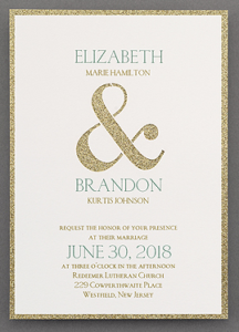Wedding Invitation B List